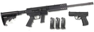 "FMK 9C1Gen2 ""Freedom Fighter Package"" 9mm Carbine Plus 9mm Pistol"