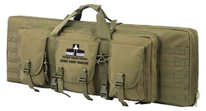 Front Sight Double Rifle Bag
