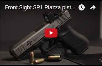 Front Sight SP1 Piazza pistol