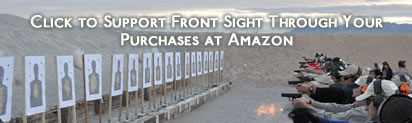 Click to Support Front Sight Through Your Purchases at Amazon