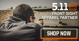 5.11: Front Sight Apparel Partner